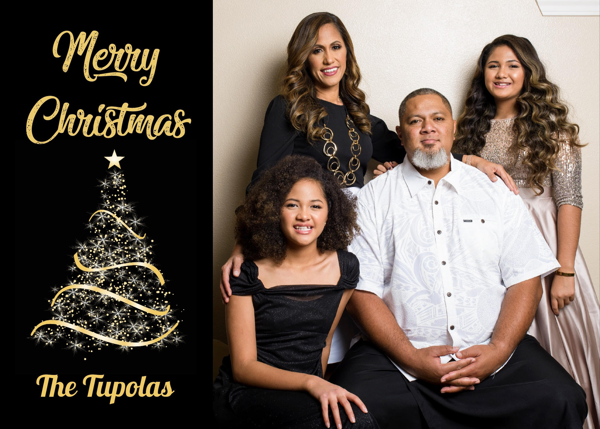 Merry Christmas & Happy New Year, News Letter, Andria Tupola